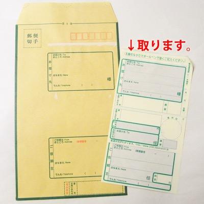 古い現金書留封筒の書き方と送り方