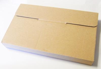 定形外郵便の送り方と梱包