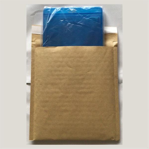 ブルーレイをクッション封筒で梱包