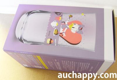 グラスを郵送するための梱包方法