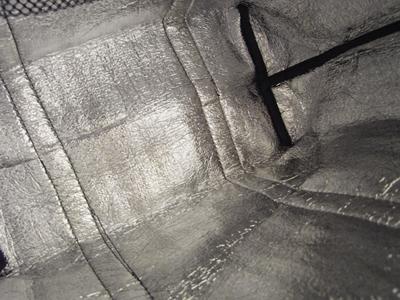 保冷バッグの内側の画像