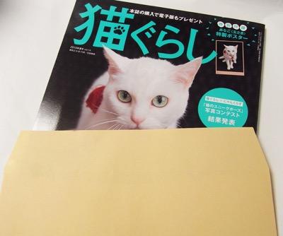 雑誌をゆうメールで送る梱包1