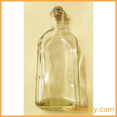 ガラス瓶を定形外郵便で発送する梱包。