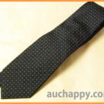 ネクタイを郵送する方法と梱包