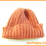 ニット帽を郵送する方法と梱包。