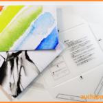 広告ページを使った手作り封筒の作り方