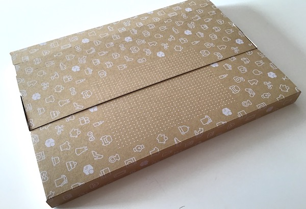 ネコポスダンボール箱の組み立て方10