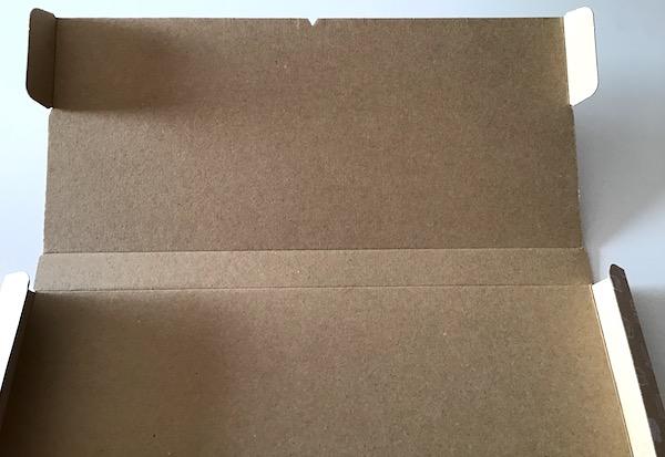 ネコポスダンボール箱の組み立て方5