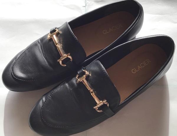paypayフリマで靴を梱包